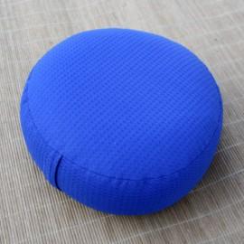 Cuscino classico meditazione rotondo royal blue