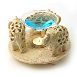 Diffusore in pietra Elefante