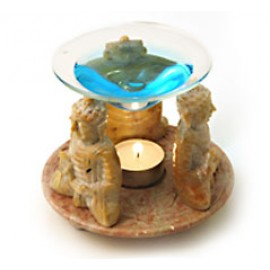 Diffusore in pietra Buddha