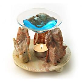 Diffusore in pietra Ganesh