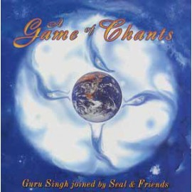 A Game of Chants - Guru Singh CD