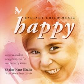 Happy - Shakta Kaur Khalsa CD