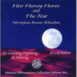 Har Haray Haree & The Test CD