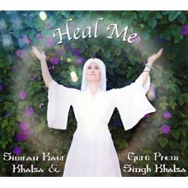 Heal Me - Simran Kaur & Guru Prem Singh CD