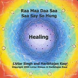 Healing - Livtar Singh & Haribhajan CD