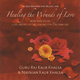 Healing the Wounds of Love CD