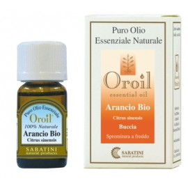 Arancia Dolce Olio Essenziale