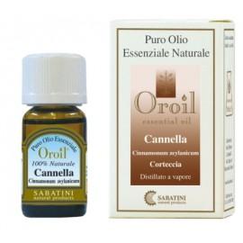 Cannella Corteccia Extra Olio Essenziale