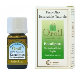 Eucaliptus Globulus Olio Essenziale