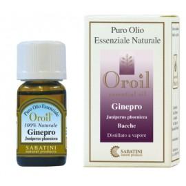 Ginepro Bacche Olio Essenziale