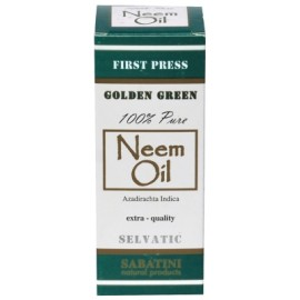 Neem Oil 10% in Mandorle Dolci