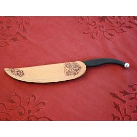 Fodero in pelle per Dasam Darbar Kirpan