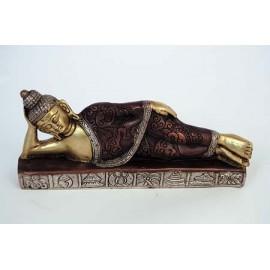 Statua Buddaha Paranirvana piccola