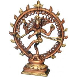 Statua Shiva Nataraja piccola