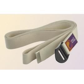 Cintura bianca Yoga