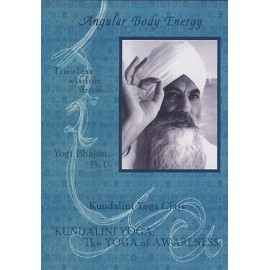 Angular Body Energy - Yogi Bhajan DVD