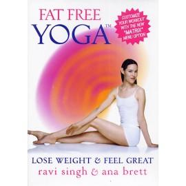 Fat Free Yoga - Ravi S. & Ana Brett DVD