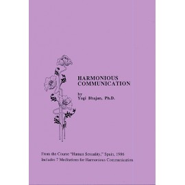 Harmonious Communication - Yogi Bhajan