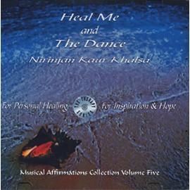 Heal Me & The Dance - Nirinjan Kaur CD