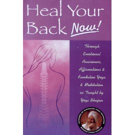 Heal your Back Now! - Nirvair Singh
