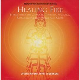 Healing Fire - Gurunam Singh CD