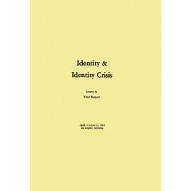 Identity & Identity Crisis - Yogi Bhajan Lectures