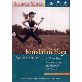 Kundalini Yoga for Athlets DVD