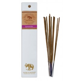Lavender Golden Elephant