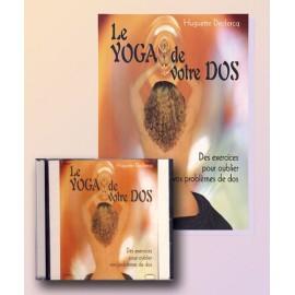 Le Yoga de votre Dos - Huguette Declercq