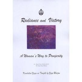 Radiance and Victory - Dr. Manjit Kaur