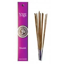 Shuddi Yoga Incenso