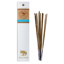 Spring Flowers Golden Elephant Incense