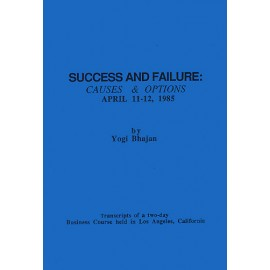Success and Failure. Causes & Options