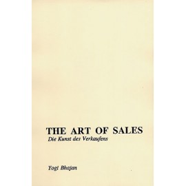 The Art of Sales English-Deutsch - Yogi Bhajan