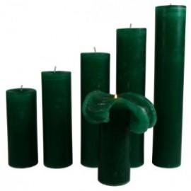 Candele Verde Foresta - Piccola 17 Cm