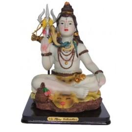 Statua di Shiva Meditare
