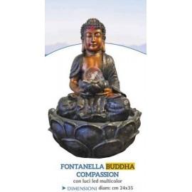Fontanella Buddha - Compassion