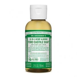 Mandorla - Sapone liquido organico - Piccolo - 59 ml