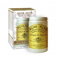 Agar-Agar con Fermenti Lattici e Clorofilla - 150 g Polvere