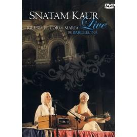 Snatam Kaur Live in Barcelona DVD
