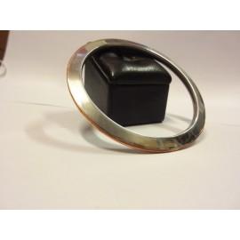 Brass Edge Plain Kara - XS