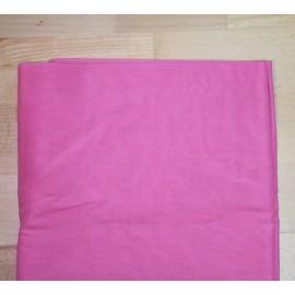 Turbante di cotone, fucsia-rosa, 1 metro