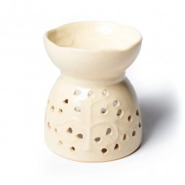 Brucia essenze Albero della vita ceramica naturale