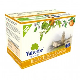 Relax Tiglio e Arancio - Valverbe