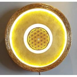Il sole della vita II - 80cm
