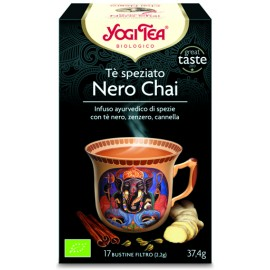 Yogi Tea - Nero Chai