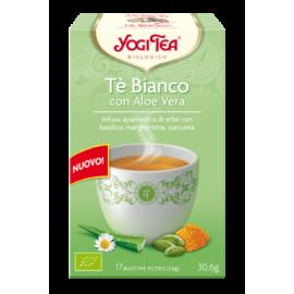 Yogi Tea - Tè Bianco con Aloe Vera