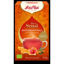 Yogi Tea Sensi - Benessere Naturale