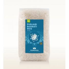 Riso Basmati Premium del Punjab Bianco