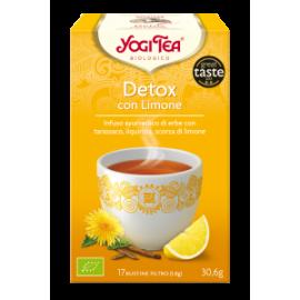 Yogi Tea - Detox con Limone